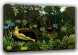 Rousseau, Henri: The Dream. Fine Art Canvas. Sizes: A3/A2/A1 (00559)